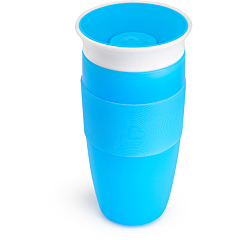 Miracle® 360° Vaso antiderrames - 414 ml (azul)