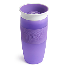 Miracle® 360° Vaso antiderrames - 414 ml (morado)