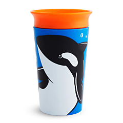 Miracle 360 - Vaso antiderrames, Orca, 266 ml